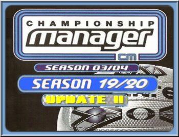 CM0304 update 19 20